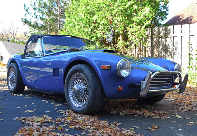 Aurora Cobra Shelby Cobra Replica For Sale